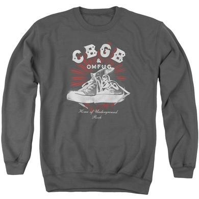 CBGB HIGH TOPS