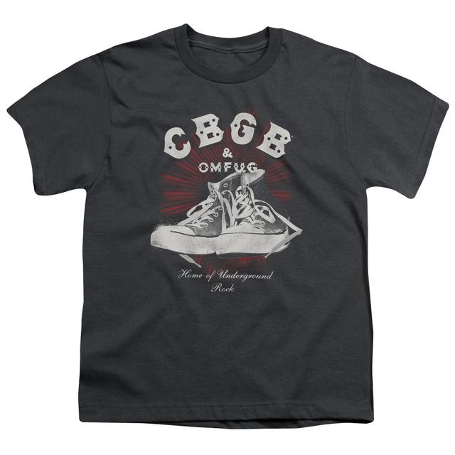 CBGB Youth Tee | HIGH TOPS Youth T Shirt