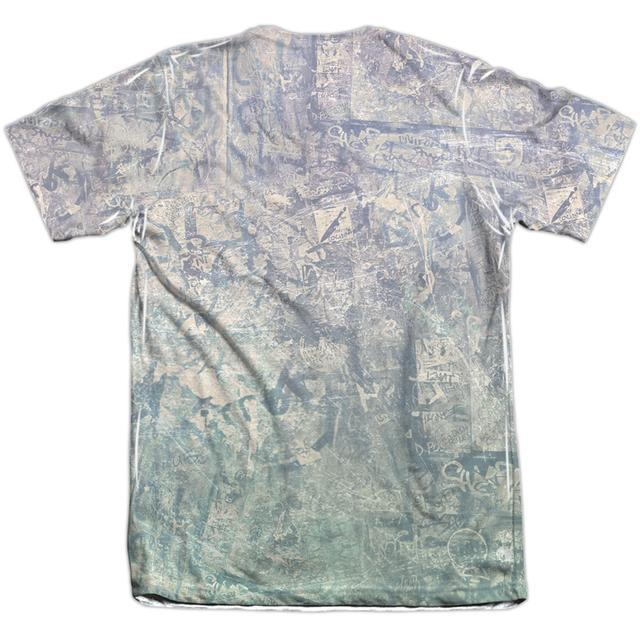 CBGB Shirt | GRAFFITI SKULL (FRONT/BACK PRINT) Tee