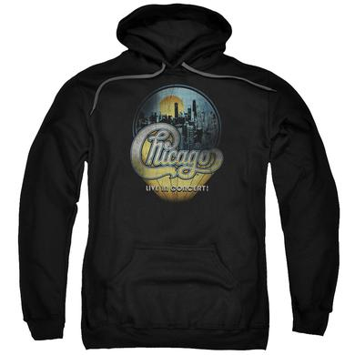 Chicago Hoodie   LIVE Pull-Over Sweatshirt