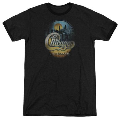 Chicago Shirt | LIVE Premium Ringer Tee