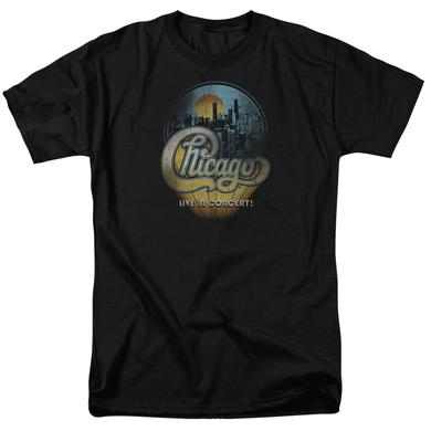 Chicago Shirt | LIVE T Shirt