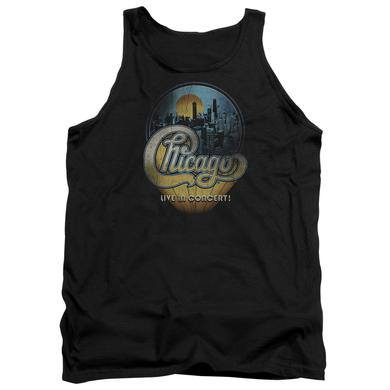 Chicago Tank Top | LIVE Sleeveless Shirt