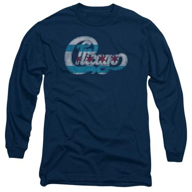 Chicago T Shirt | FLAG LOGO Premium Tee