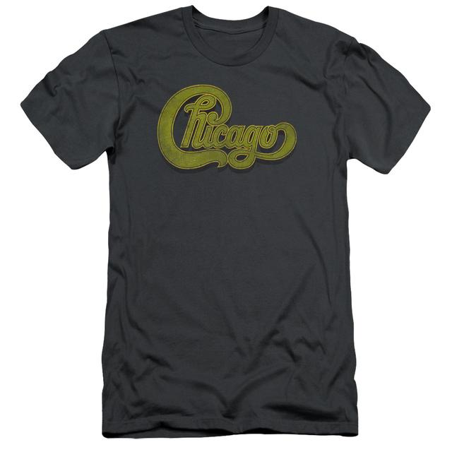 Chicago Slim-Fit Shirt | DISTRESSED Slim-Fit Tee