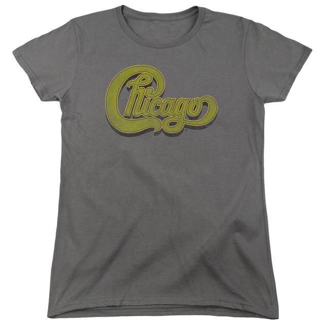 Chicago Women's Shirt | DISTRESSED Ladies Tee