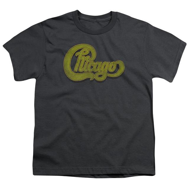 Chicago Youth Tee | DISTRESSED Youth T Shirt