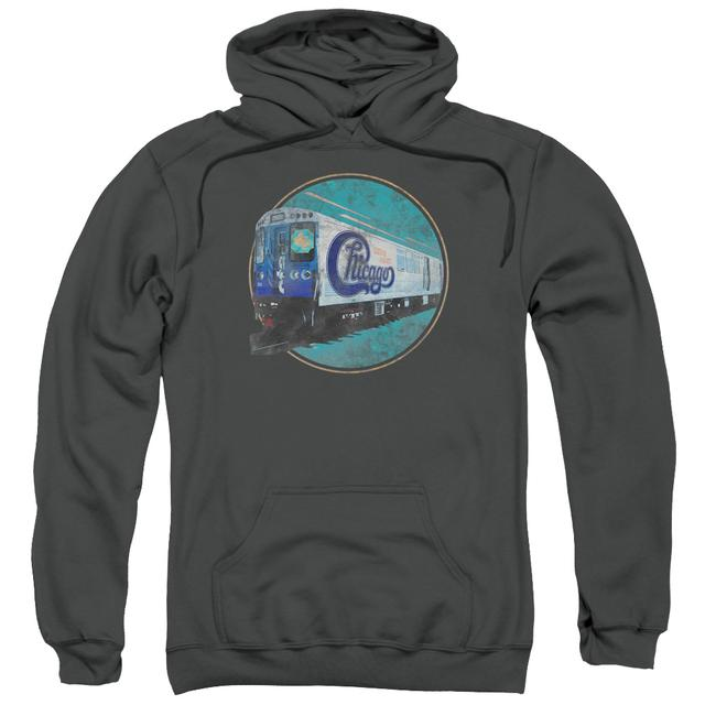Chicago Hoodie | THE RAIL Pull-Over Sweatshirt