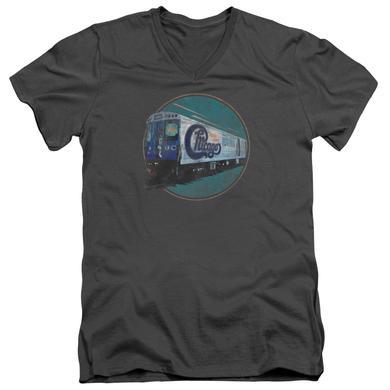 Chicago T Shirt (Slim Fit) | THE RAIL Slim-fit Tee