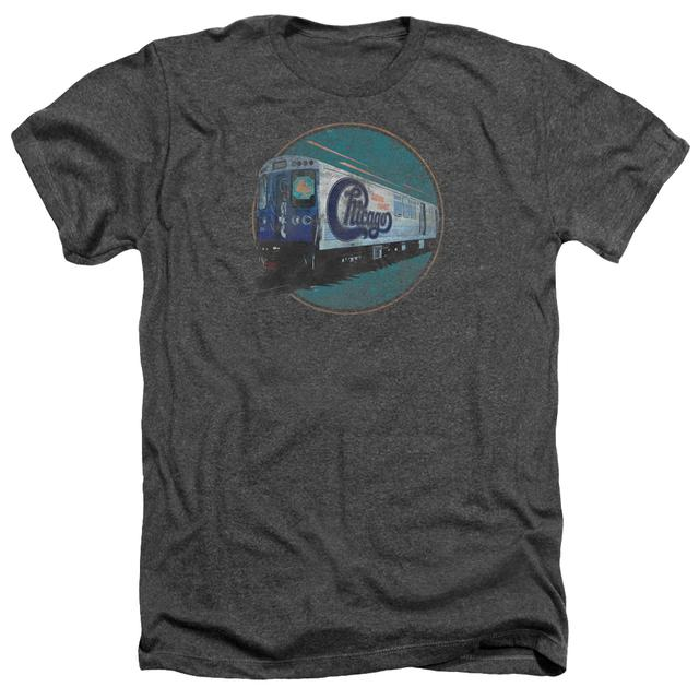 Chicago Tee | THE RAIL Premium T Shirt