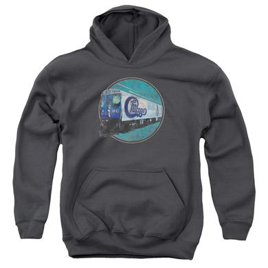 Chicago Youth Hoodie | THE RAIL Pull-Over Sweatshirt