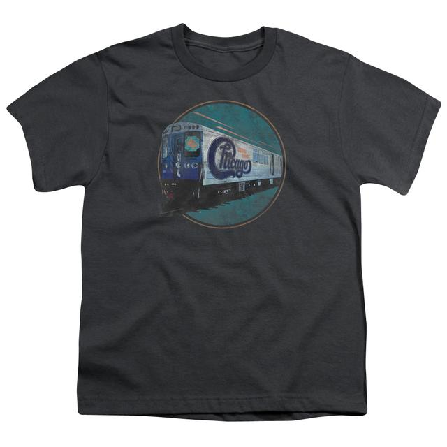Chicago Youth Tee | THE RAIL Youth T Shirt