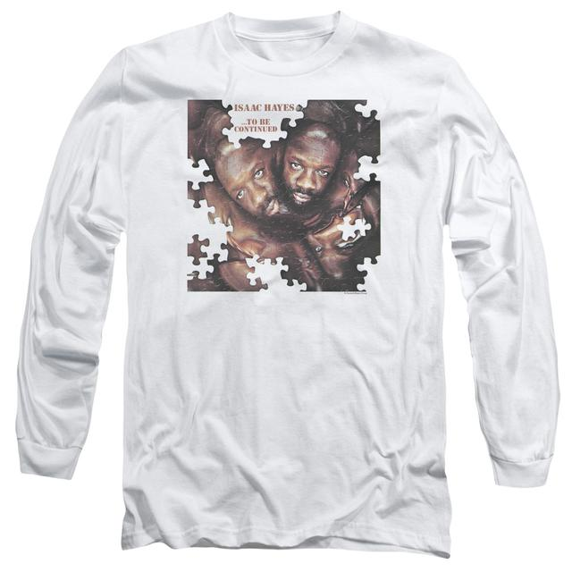 Isaac Hayes T Shirt | TO BE CONTINUED Premium Tee