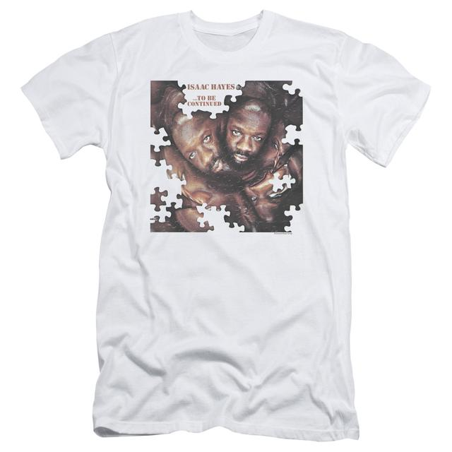 Isaac Hayes Slim-Fit Shirt | TO BE CONTINUED Slim-Fit Tee