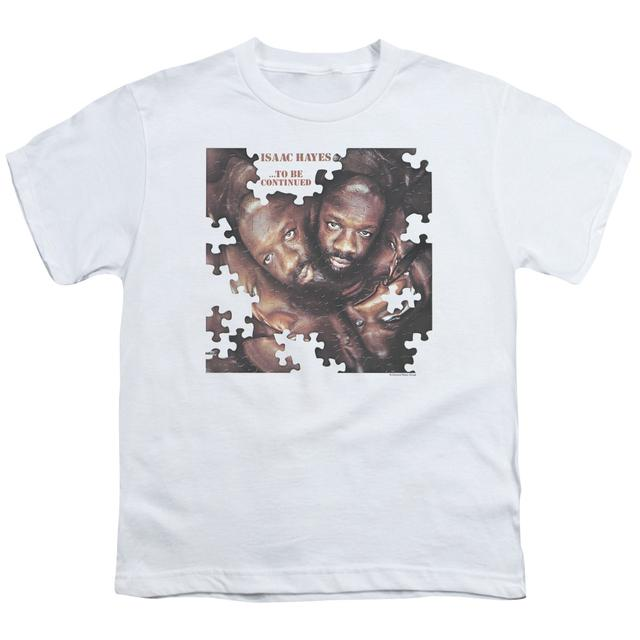 Isaac Hayes Youth Tee | TO BE CONTINUED Youth T Shirt