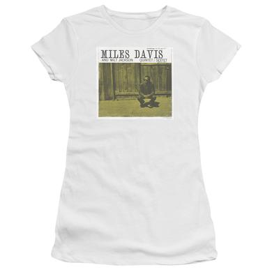 Miles Davis Juniors Shirt | MILES AND MILT Juniors T Shirt