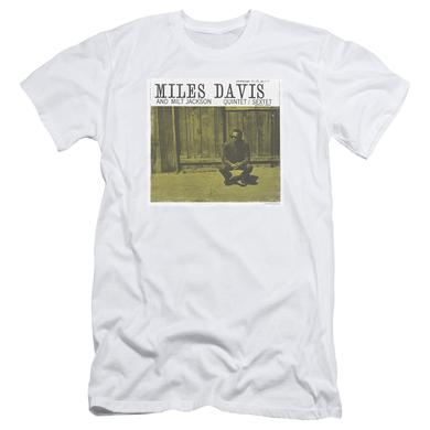 Miles Davis Slim-Fit Shirt | MILES AND MILT Slim-Fit Tee