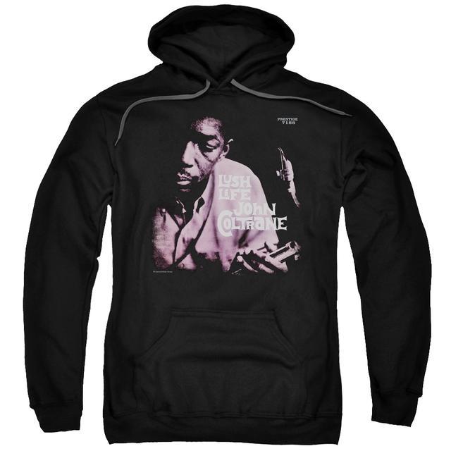 John Coltrane Hoodie | LUSH LIFE Pull-Over Sweatshirt
