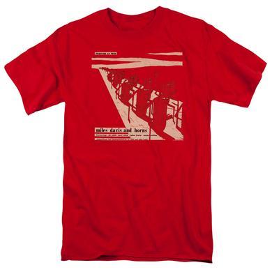 Miles Davis Shirt | DAVIS AND HORN T Shirt