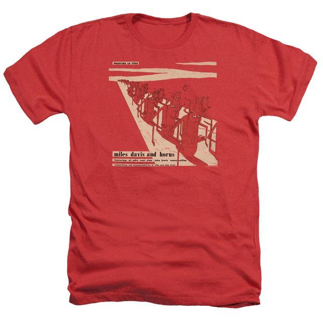 Miles Davis Tee | DAVIS AND HORN Premium T Shirt