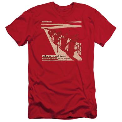 Miles Davis Slim-Fit Shirt | DAVIS AND HORN Slim-Fit Tee