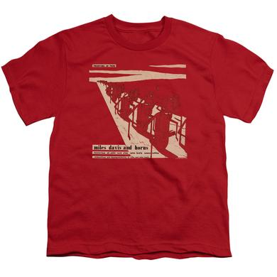 Miles Davis Youth Tee | DAVIS AND HORN Youth T Shirt
