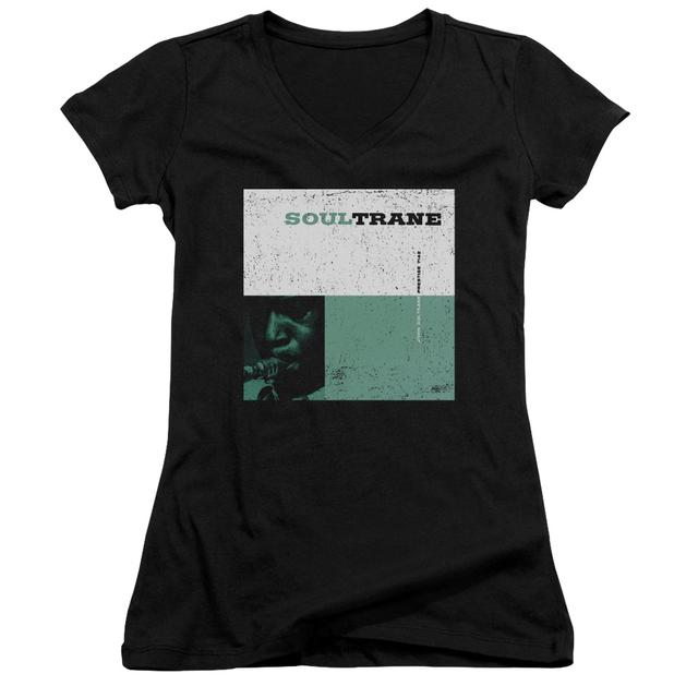 John Coltrane Junior's V-Neck Shirt | SOULTRANE Junior's Tee