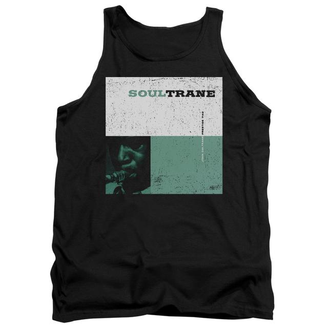 John Coltrane Tank Top | SOULTRANE Sleeveless Shirt