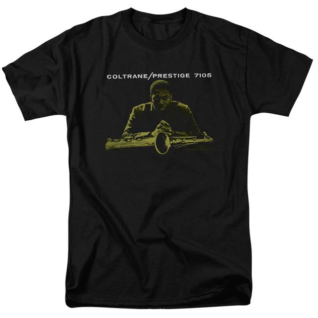 John Coltrane Shirt | MELLOW YELLO T Shirt