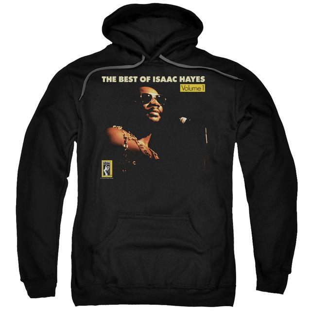 Isaac Hayes Hoodie | CHAIN VEST Pull-Over Sweatshirt