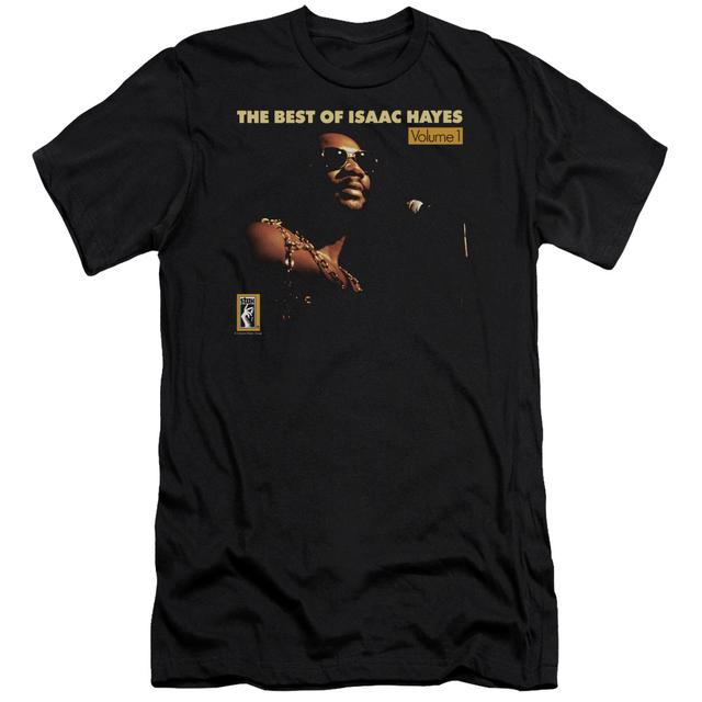 Isaac Hayes Slim-Fit Shirt | CHAIN VEST Slim-Fit Tee