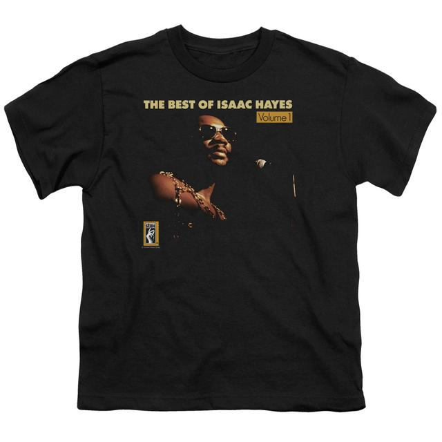 Isaac Hayes Youth Tee | CHAIN VEST Youth T Shirt