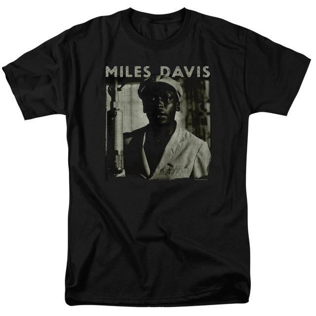 Miles Davis Shirt | MILES PORTRAIT T Shirt