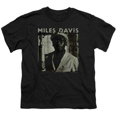 Miles Davis Youth Tee | MILES PORTRAIT Youth T Shirt