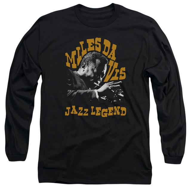 Miles Davis T Shirt | JAZZ LEGEND Premium Tee