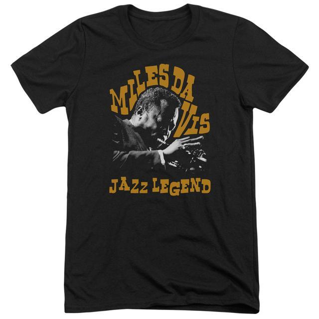 Miles Davis JAZZ LEGEND