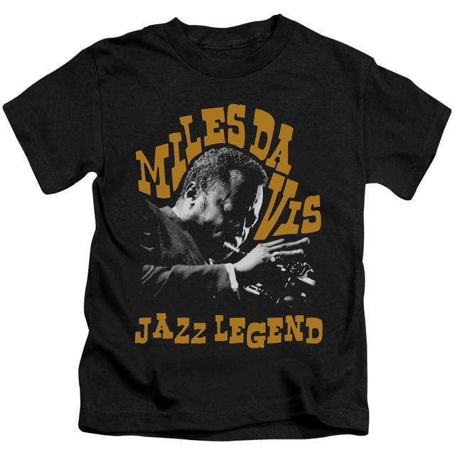 Miles Davis Kids T Shirt | JAZZ LEGEND Kids Tee
