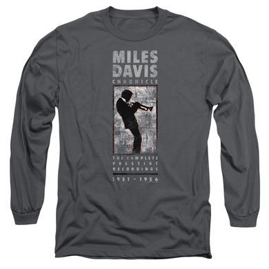 Miles Davis T Shirt | MILES SILHOUETTE Premium Tee