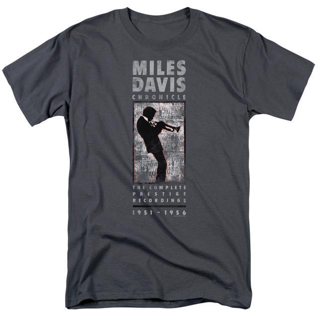 Miles Davis Shirt | MILES SILHOUETTE T Shirt