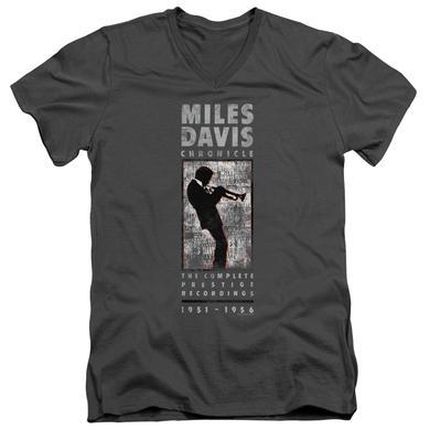 Miles Davis T Shirt (Slim Fit) | MILES SILHOUETTE Slim-fit Tee