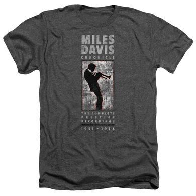 Miles Davis Tee | MILES SILHOUETTE Premium T Shirt