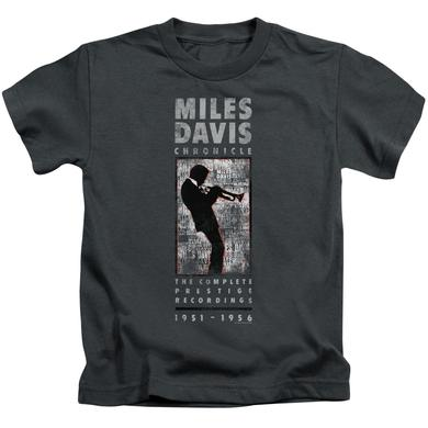 Miles Davis Kids T Shirt | MILES SILHOUETTE Kids Tee