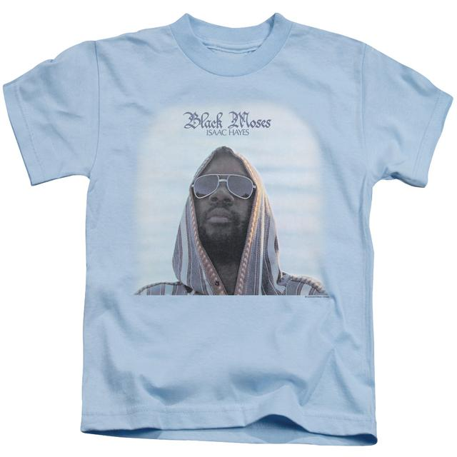 Isaac Hayes Kids T Shirt | BLACK MOSES Kids Tee