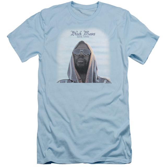Isaac Hayes Slim-Fit Shirt | BLACK MOSES Slim-Fit Tee