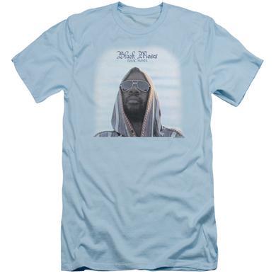 Isaac Hayes Slim-Fit Shirt   BLACK MOSES Slim-Fit Tee