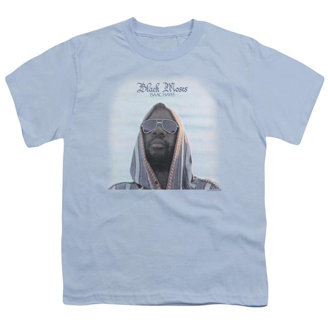 Isaac Hayes Youth Tee | BLACK MOSES Youth T Shirt