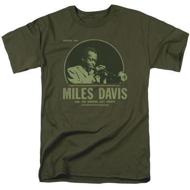 Miles Davis Shirt | THE GREEN MILES T Shirt