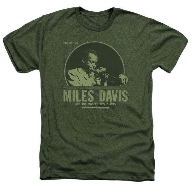 Miles Davis Tee | THE GREEN MILES Premium T Shirt