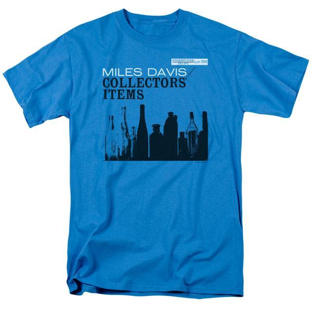 Miles Davis Shirt   COLLECTOR'S ITEMS T Shirt