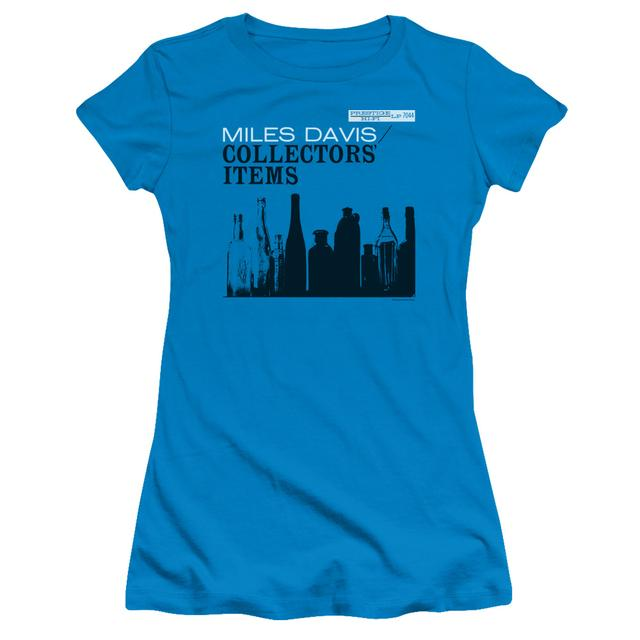 Miles Davis Juniors Shirt | COLLECTOR'S ITEMS Juniors T Shirt